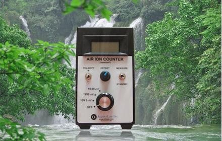 美国最新款空气负离子检测仪